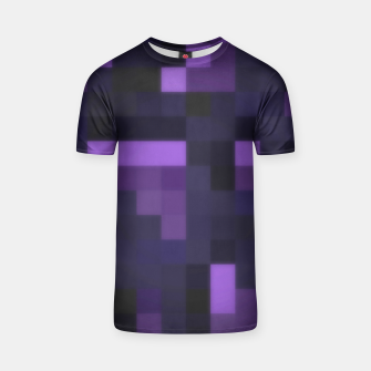 Thumbnail image of obsidian (minecraft) T-Shirt, Live Heroes