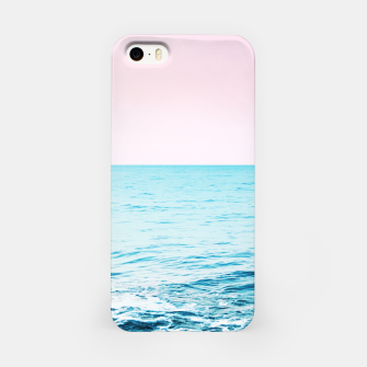 Thumbnail image of Blissful Ocean Dream #1 #wall #decor #art iPhone-Hülle, Live Heroes