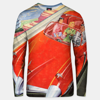 Thumbnail image of Fashion items made of Science and Mechanics cover Car of the Future Unisex sweater, Live Heroes