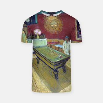 Thumbnail image of Vincent Van Gogh - The Night Cafe T-shirt, Live Heroes