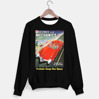 Thumbnail image of Fashion items made of Science and Mechanics cover Car of the Future Sweater regular, Live Heroes