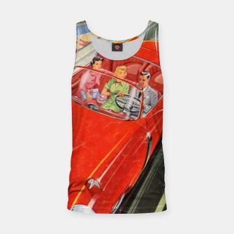 Thumbnail image of Fashion items made of Science and Mechanics cover Car of the Future Tank Top, Live Heroes