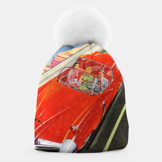 Thumbnail image of Fashion items made of Science and Mechanics cover Car of the Future Beanie, Live Heroes