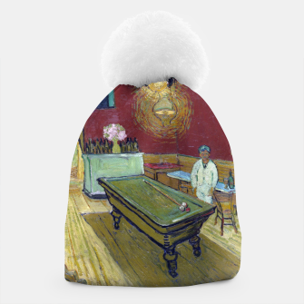 Miniatur Vincent Van Gogh - The Night Cafe Beanie, Live Heroes