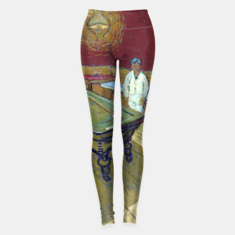 Miniature de image de Vincent Van Gogh - The Night Cafe Leggings, Live Heroes