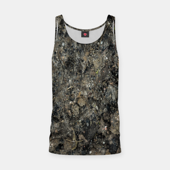 Thumbnail image of Grunge Organic Texture Print Tank Top, Live Heroes