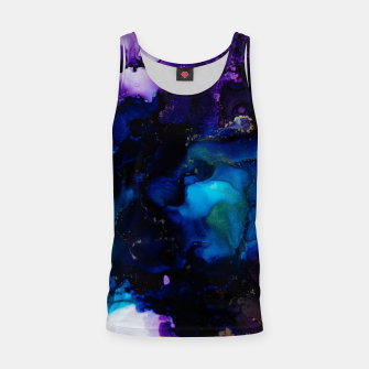 Thumbnail image of Jewel of Uncertainty Tank Top, Live Heroes
