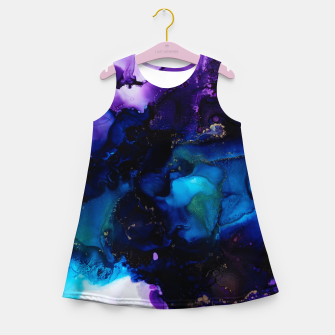 Thumbnail image of Jewel of Uncertainty Girl's summer dress, Live Heroes