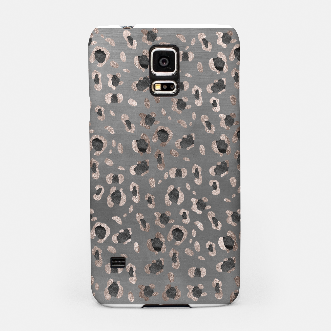 Image of Leopard Animal Print Glam #6 #shiny #pattern #decor #art Handyhülle für Samsung - Live Heroes