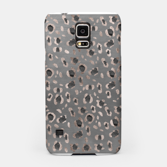 Thumbnail image of Leopard Animal Print Glam #6 #shiny #pattern #decor #art Handyhülle für Samsung, Live Heroes