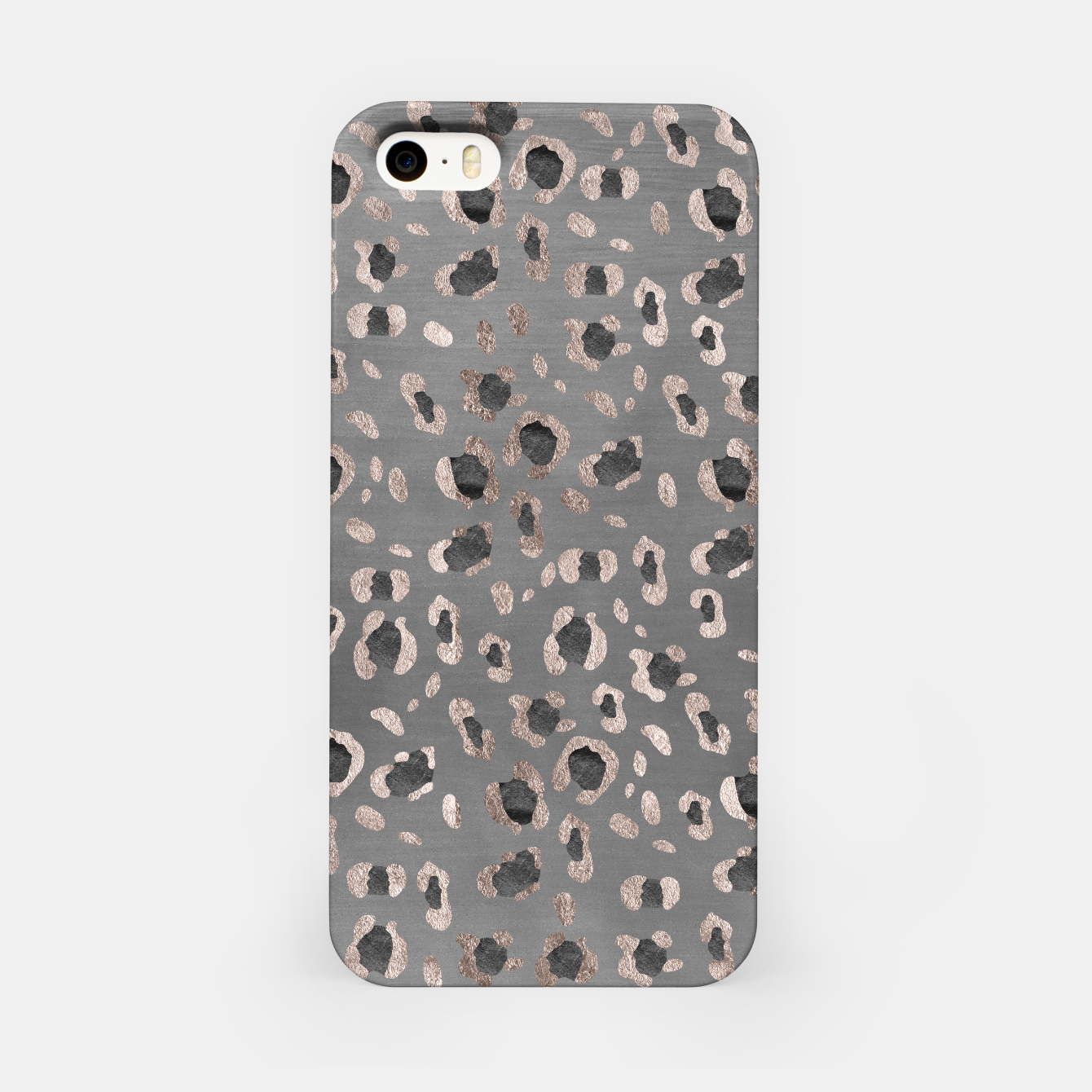 Zdjęcie Leopard Animal Print Glam #6 #shiny #pattern #decor #art iPhone-Hülle - Live Heroes
