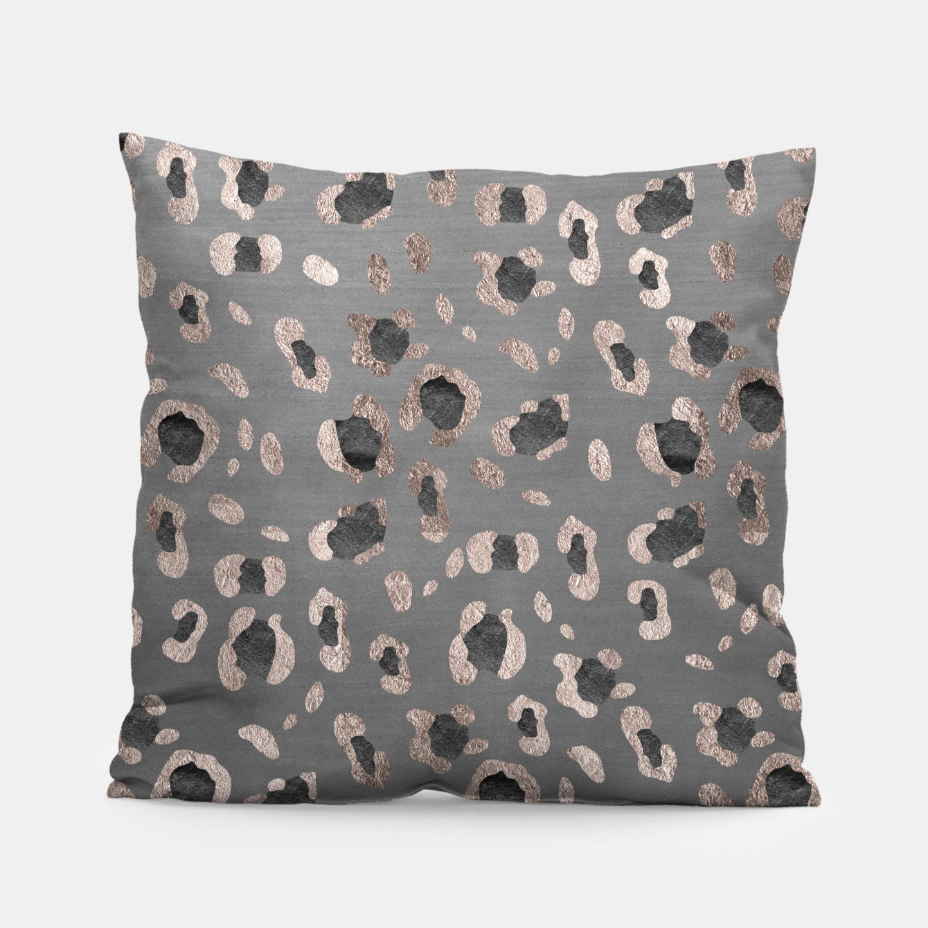 Zdjęcie Leopard Animal Print Glam #6 #shiny #pattern #decor #art Kissen - Live Heroes