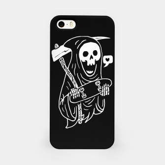 Thumbnail image of Grim Skater iPhone Case, Live Heroes