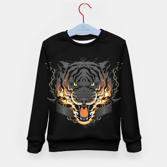 Miniatur Dangerous Kid's sweater, Live Heroes