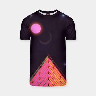 Thumbnail image of Pink Night T-shirt, Live Heroes