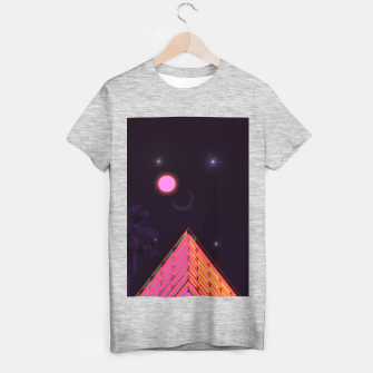Pink Night T-shirt regular thumbnail image