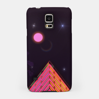Thumbnail image of Pink Night Samsung Case, Live Heroes