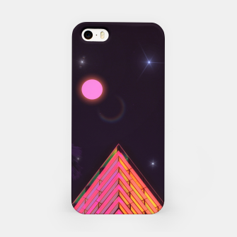 Pink Night iPhone Case thumbnail image