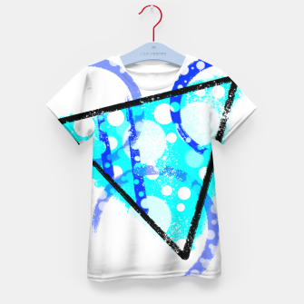 Thumbnail image of water T-Shirt für kinder, Live Heroes