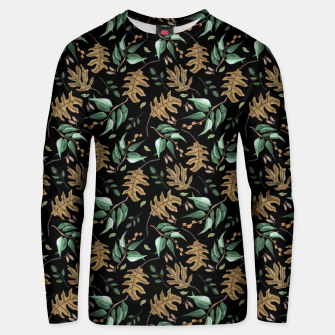 Thumbnail image of Fall of fall leaves dark I Sudadera unisex, Live Heroes