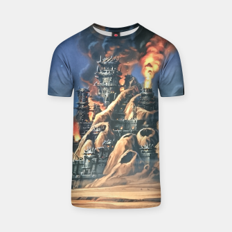 Thumbnail image of World of Warcraft Blackrock Foundry T-shirt, Live Heroes