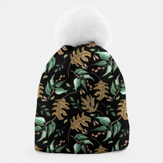Thumbnail image of Fall of fall leaves dark I Gorro, Live Heroes