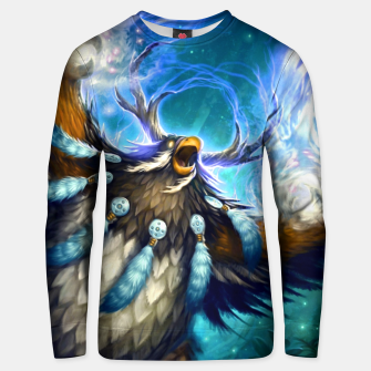 Thumbnail image of World of Warcraft Moonkin Druid Unisex sweater, Live Heroes