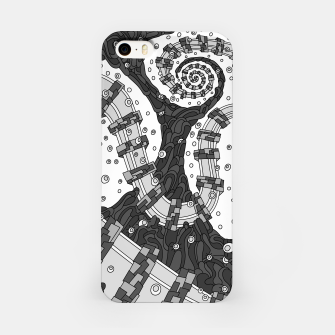Thumbnail image of Wandering 02: grayscale iPhone Case, Live Heroes