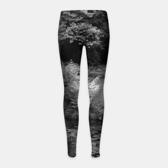 Thumbnail image of Free Soul night version Girl's leggings, Live Heroes