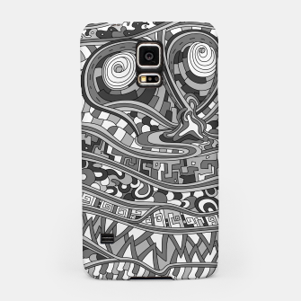 Thumbnail image of Wandering 03: grayscale Samsung Case, Live Heroes