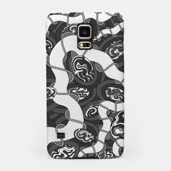 Thumbnail image of Wandering 04: grayscale Samsung Case, Live Heroes
