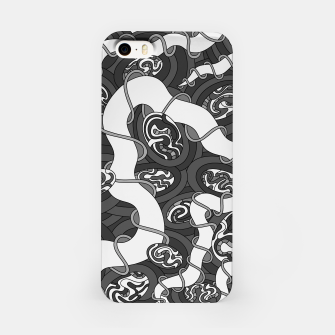 Thumbnail image of Wandering 04: grayscale iPhone Case, Live Heroes