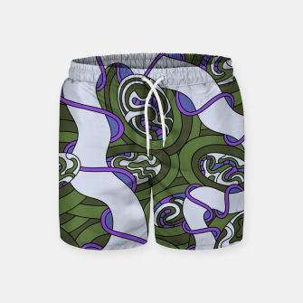 Miniatur Wandering 04: color variation 2 Swim Shorts, Live Heroes