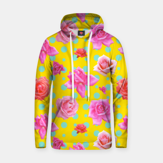 Thumbnail image of Pop of Colour Hoodie, Live Heroes