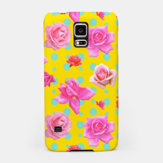 Thumbnail image of Pop of Colour Samsung Case, Live Heroes