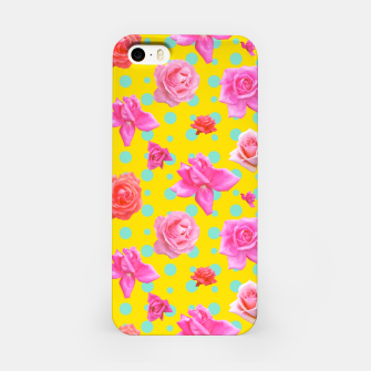 Thumbnail image of Pop of Colour iPhone Case, Live Heroes