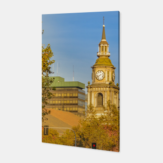 Thumbnail image of San Francisco de Alameda Church, Santiago de Chile Canvas, Live Heroes