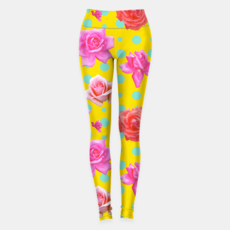 Thumbnail image of Pop of Colour Leggings, Live Heroes