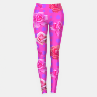 Thumbnail image of Pop of Pink Leggings, Live Heroes