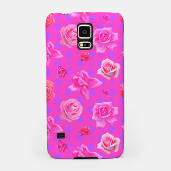 Thumbnail image of Pop of Pink Samsung Case, Live Heroes