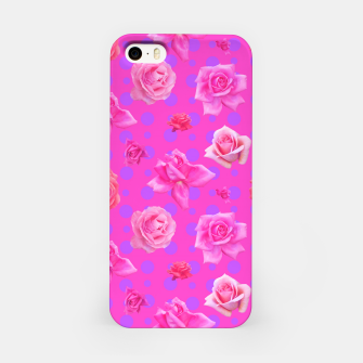 Thumbnail image of Pop of Pink iPhone Case, Live Heroes