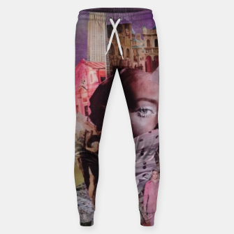 Thumbnail image of veselie Sweatpants, Live Heroes