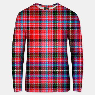 Thumbnail image of Aberdeen District Tartan Unisex sweater, Live Heroes