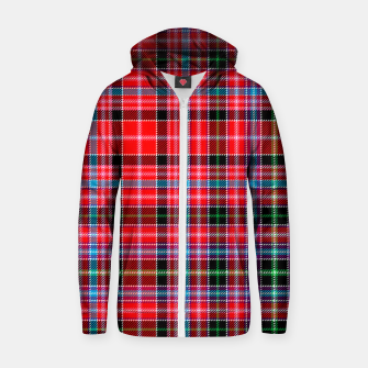 Miniaturka Aberdeen District Tartan Zip up hoodie, Live Heroes