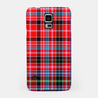 Miniaturka Aberdeen District Tartan Samsung Case, Live Heroes