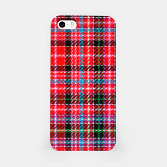 Miniaturka Aberdeen District Tartan iPhone Case, Live Heroes