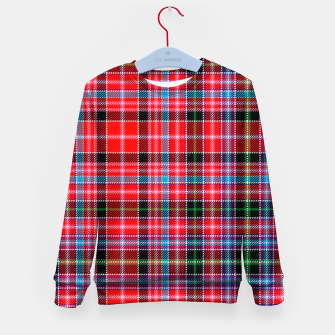 Miniaturka Aberdeen District Tartan Kid's sweater, Live Heroes