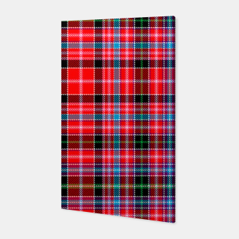 Miniature de image de Aberdeen District Tartan Canvas, Live Heroes