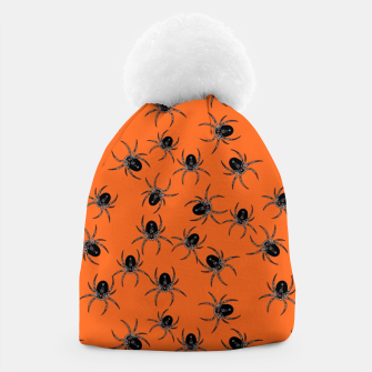 Thumbnail image of Creepy Spiders  Beanie, Live Heroes