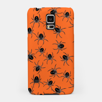 Thumbnail image of Creepy Spiders  Samsung Case, Live Heroes